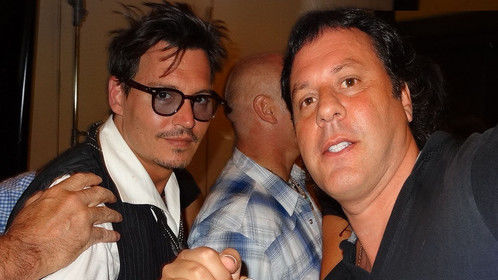Johnny Depp & Fabian Waintal