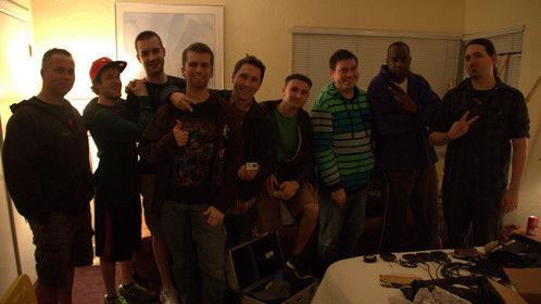 Travel Battles Day 1 Team Photo