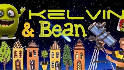 Kelvin & Bean - 30 Min Live Action with Animation Original Sitcom for 8-14  - Bible Complete