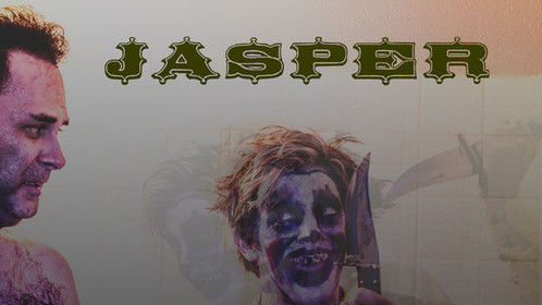 "Poster for ""Jasper"", winner of Best American Filmmaker at the Intendence Film Festival 2014 and Official Selection at Vegas Indie Film Fest 2014."