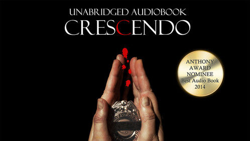 CRESCENDO - 2014 Anthony Award Nominee for Best Audiobook. Narrated by TV and Film actress Christina Cox. Publisher: IOF Productions Ltd. Producer: Deborah J Ledford.
