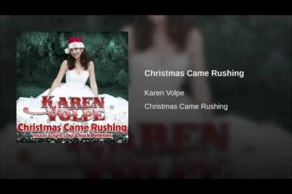 Christmas Came Rushing song by Chuck Pelletier