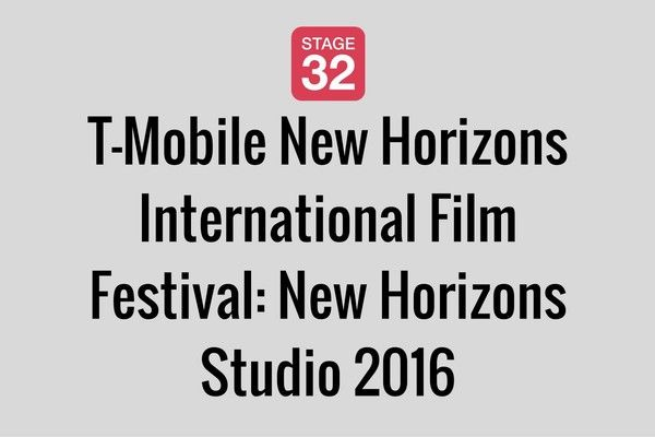 T-Mobile New Horizons International Film Festival: New Horizons Studio 2016