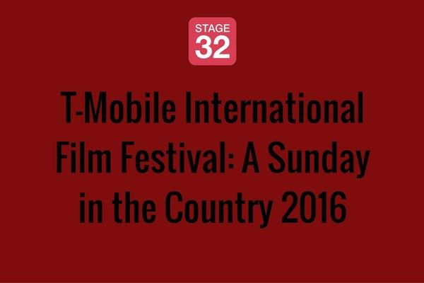 T-Mobile International Film Festival: A Sunday in the Country 2016