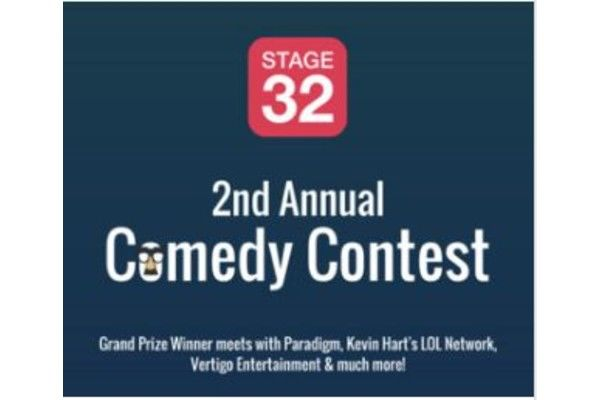 2nd Annual Stage 32 Comedy Contest