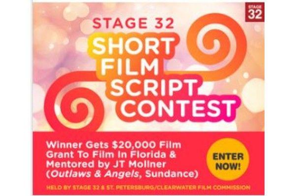 Stage 32 Short Film Script Contest