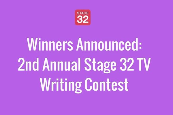Winners Announced: 2nd Annual TV Writing Contest