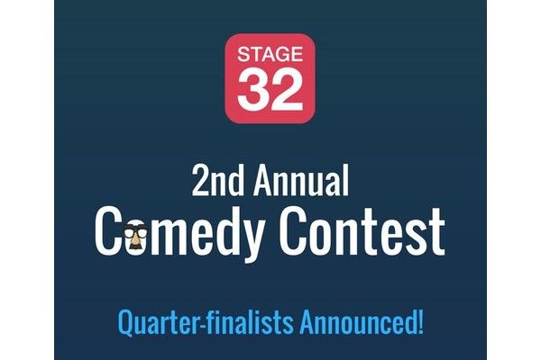 Quarter-Finalists Announced: 2nd Annual Comedy Writing Contest