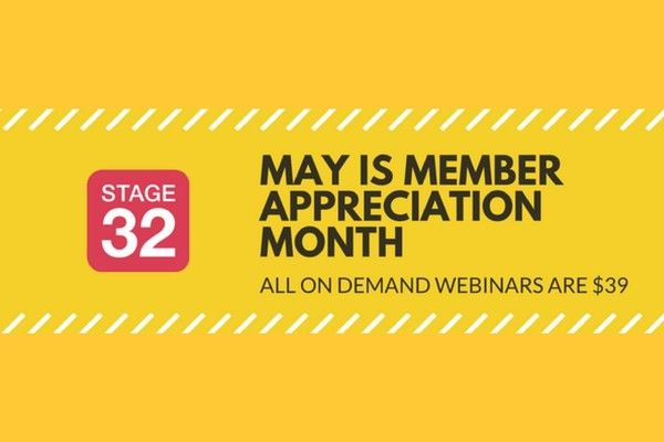 May Is Member Appreciation Month