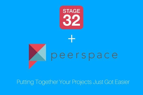 Looking for Your Next Location? Stage 32 Joins Forces With Peerspace!