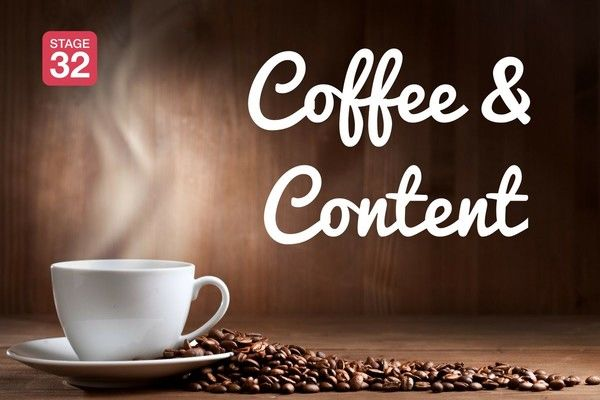 Coffee & Content - Acting, Screenwriting, Filmmaking