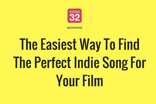 The Easiest Way To Find The Perfect Indie Song For Your Film
