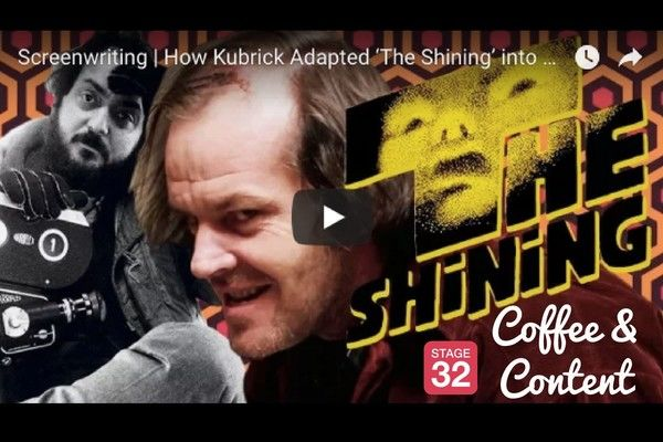 Coffee & Content - Adapting The Shining & Developing the Characters of True Detective