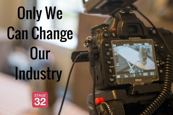 Only We Can Change Our Industry