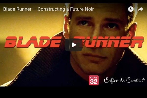Coffee & Content - Lessons From Blade Runner & The Hero's Journey