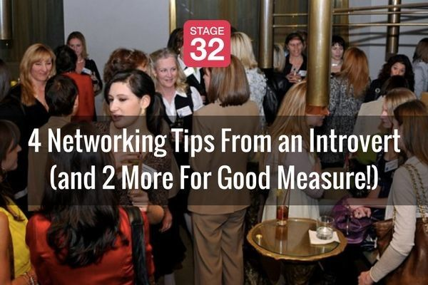 4 Networking Tips From an Introvert (and 2 More For Good Measure!)