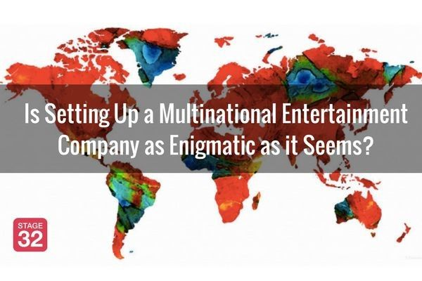 Is Setting Up a Multinational Entertainment Company as Enigmatic as it Seems?