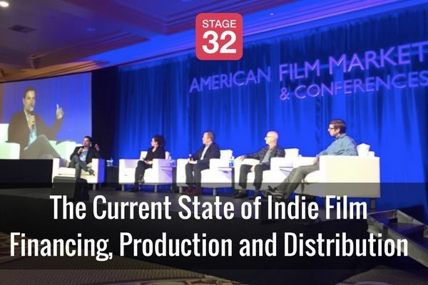 The Current State of Indie Film Financing, Production and Distribution