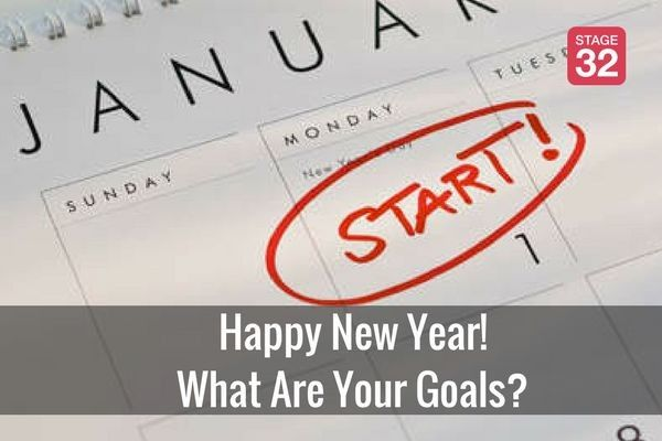 Happy New Year! What Are Your Goals?