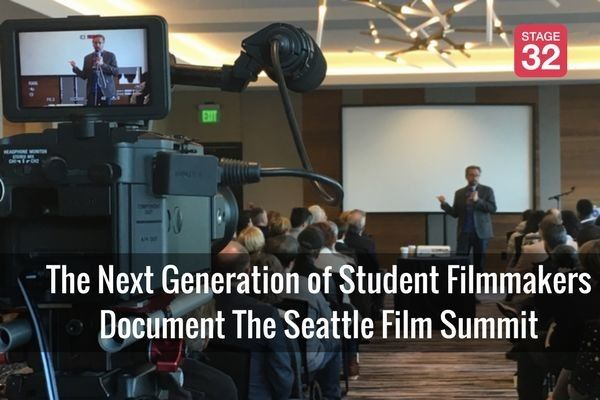 The Next Generation of Student Filmmakers Document The Seattle Film Summit