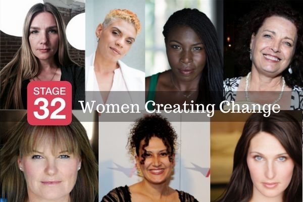 Women Creating Change - Alliance of Women Directors, Stage 32 & Hollyshorts