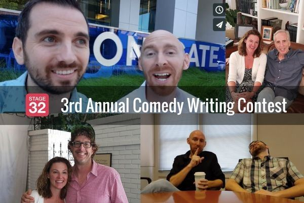 3rd Annual Comedy Writing Contest Announced