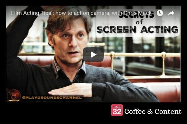 How to Act on Camera & 3 Act Screenplay Structure Tips and Myths