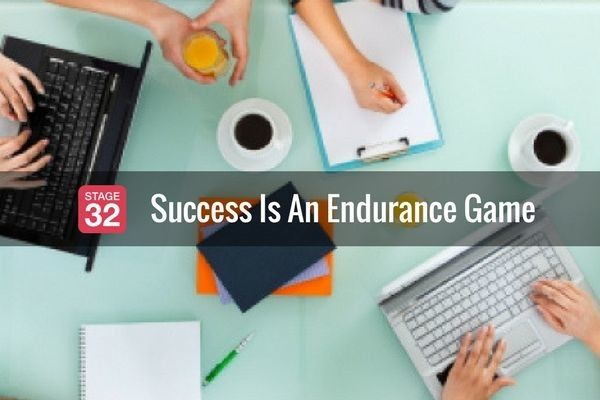 Success Is An Endurance Game