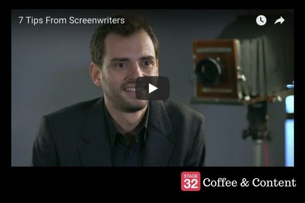 Coffee & Content - 7 Tips From Screenwriters & How to Block a Scene