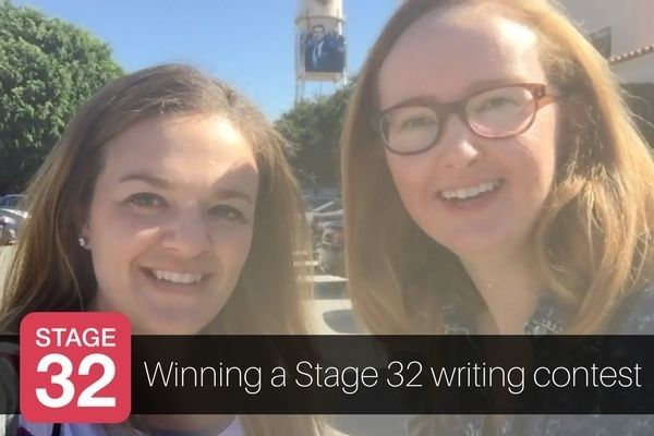 What Happens When You Win a Stage 32 Writing Contest?