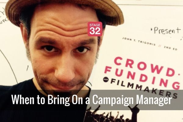 When to Bring On a Crowdfunding Campaign Manager