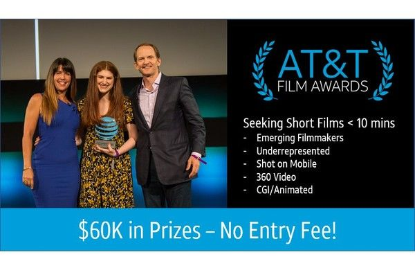 AT&T Film Awards Competition Seeks Emerging Creators