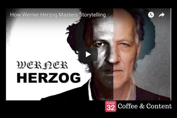 Coffee & Content - How Werner Herzog Masters Storytelling & 3 Fillmmaking Mistakes to Avoid