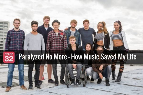 Paralyzed No More - How Music Saved My Life