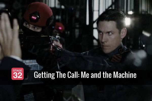 Getting The Call: Me and the Machine