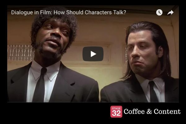Coffee & Content - How Should Characters Talk? & 10 Favorite Rule Breaking Films