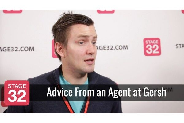 Advice From an Agent at Gersh