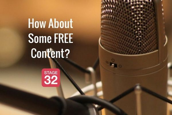 How About Some FREE Content?