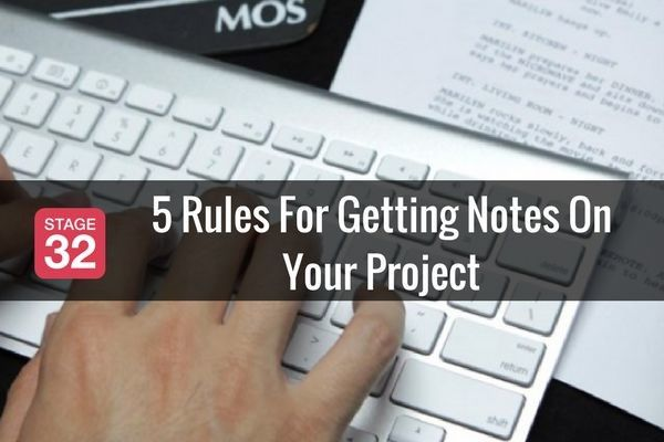 5 Rules For Getting Notes On Your Project