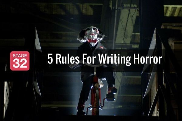 5 Rules For Writing Horror