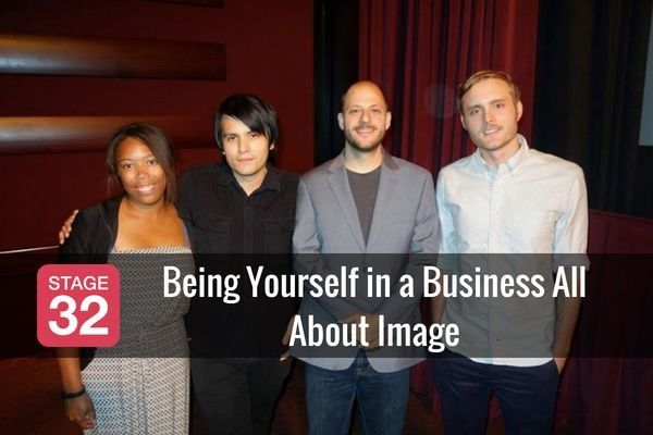 Being Yourself in a Business All About Image