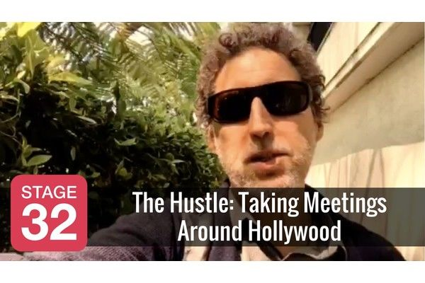 The Hustle: Taking Meetings Around Hollywood