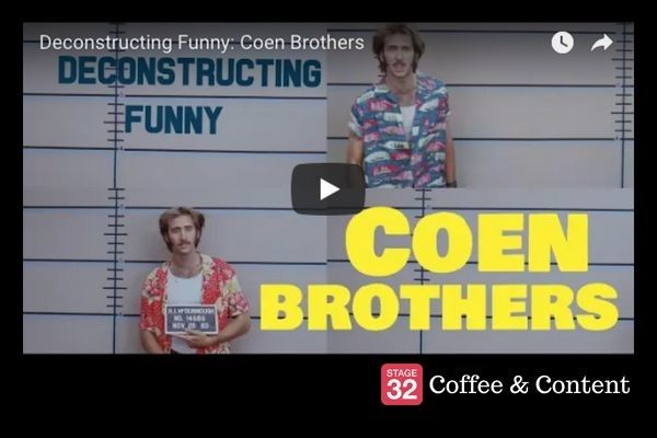 Coffee & Content - The Coen Brothers: Deconstructing Funny & M. Night Shyamalan on Motivation and Belief