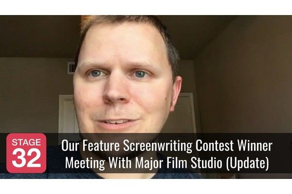 Our Feature Screenwriting Contest Winner Meets With Major Film Studio (Update)