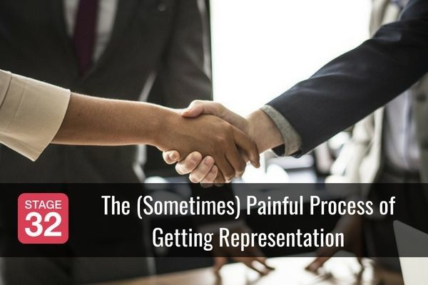 The (Sometimes) Painful Process of Getting Representation