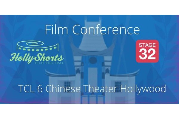 Hollyshorts + Stage 32 Film Conference