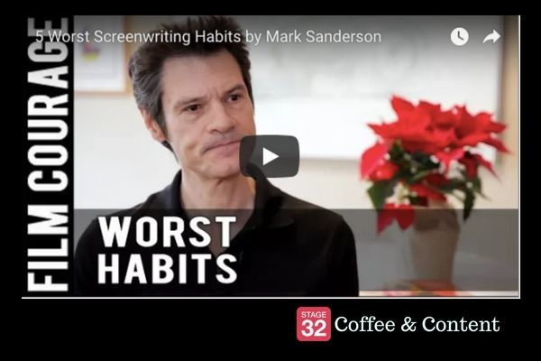 Coffee & Content - 5 Worst Screenwriting Habits & Walking Into the Audition Room