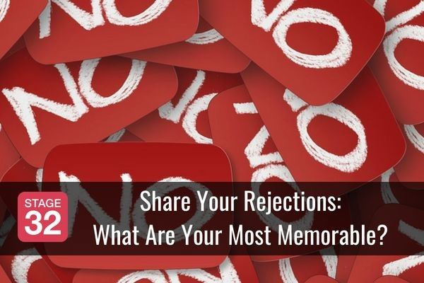 Share Your Rejections: What Are Your Most Memorable?