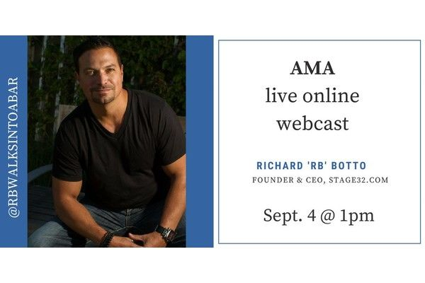 AMA Next Tuesday With Our Fearless Leader, RB!