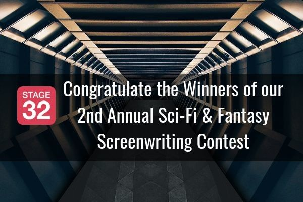 Congratulate the Winners of Our 2nd Annual Sci-Fi & Fantasy Screenwriting Contest